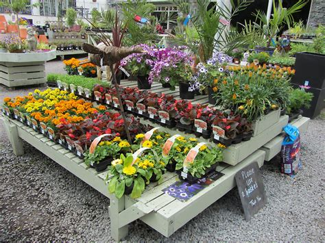 Garden Center Ideas Greenhouse Pottery Displays Search Plant Material Spaces On The Farm
