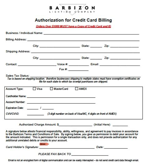 Credit Card Verification Form Bovada literature barbizon lighting company