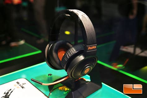 Razer Kraken Pro World Of Tanks razer shows products with new colors at e3 2014 legit reviews
