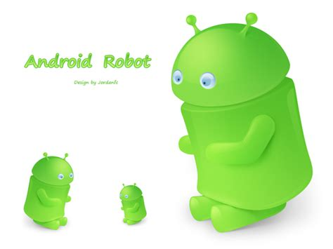 android robots 12 great pieces of android logomyway