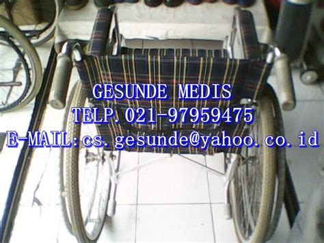 Kursi Roda Bekas Surabaya jual kursi roda toko medis jual alat kesehatan
