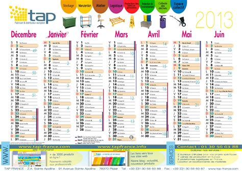 Calendrier Can 2013 Calendrier Tap 2013 Gratuit Tap Info Fabricant