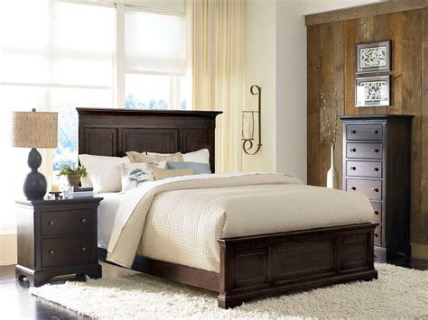american drew bedroom set american drew ashby park peppercorn bedroom set b901 322pr