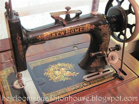 heirlooms by ashton house the treadle