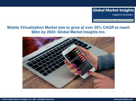 mobile virtualization ppt mobile virtualization market size to grow at 20