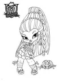 high coloring pages all characters on one page dibujos para pintar de nefera de nile