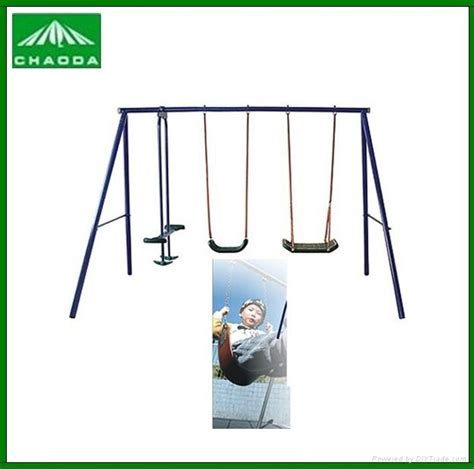swing set manufacturers swing set cd s001 chaoda china other sports products