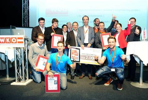 best of web awards best of web award f 252 r klagenfurter software entwickler