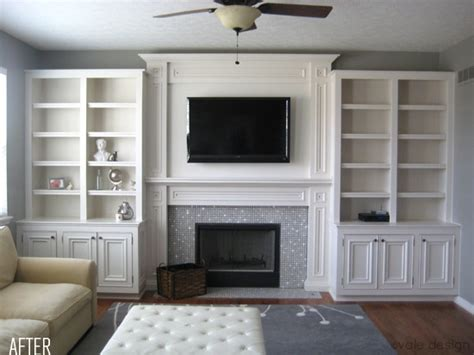 Before and After: Built In Storage Makes A Big Difference