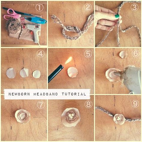 tutorial inspiration instagram photo by corinanielsen instagram newborn headband