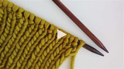 knit 1 purl 1 rib stitch how to knit 1x1 rib stitch watg