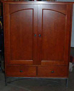 hooker tv armoire kling furniture cherry on popscreen