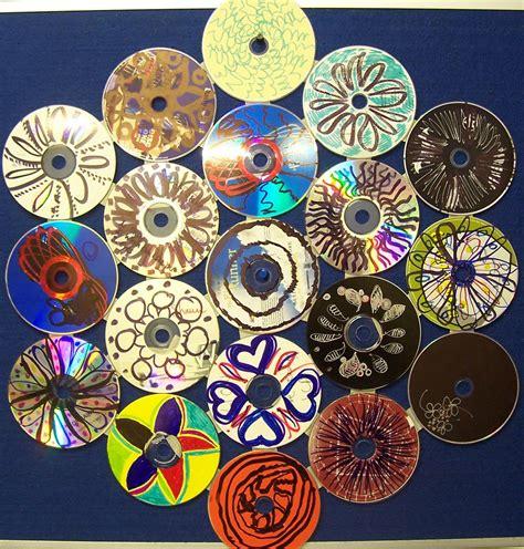 como se realizan las mandalas con cd crea tu mandala con un cd lodijoella