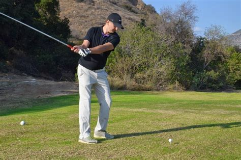 how to swing through the golf ball swing through the golf ball 28 images keep your head