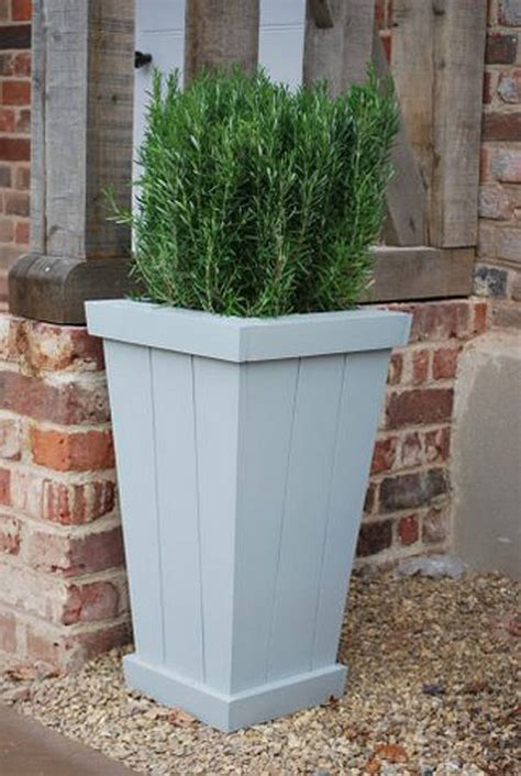 Painted Garden Planters by Painted Garden Planter Chorleywood Range By Sandman Home