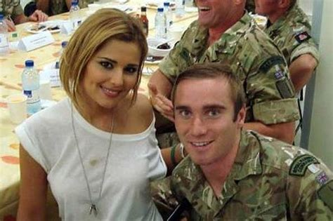 cheryl cole s soldier boy revealed we track down the