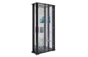 White Display Cabinet Argos Stella 2 Glass Door Display Cabinet White Gloss