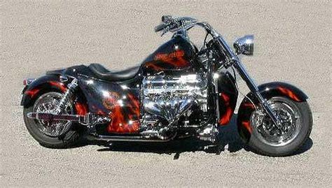 Boss Hoss Kit Bike by Chevy V8 Bikes Blog Mcg Social Myclassicgarage