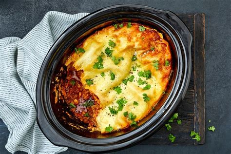 slow cooker recetas easy slow cooker lasagne