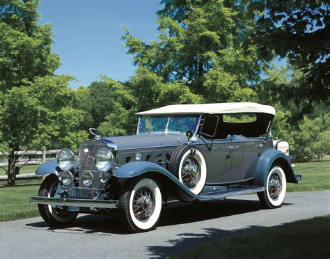 1930 Cadillac V16 by 1930 Cadillac V16 452 Sport Phaeton By Fleetwood 4260