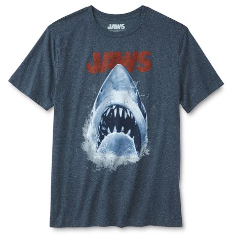 Universal Studios Gift Cards Online - universal studios jaws young men s graphic t shirt