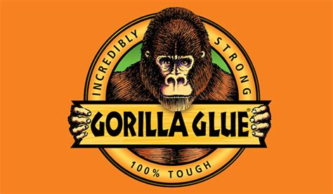gorilla glue  gorilla grows   glues