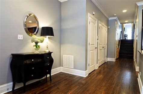 interior paint colors that go with gray flooring to go with knotty pine walls best paint colors