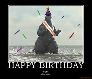 happy birthday from godzilla photo by bakatare photobucket