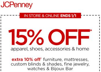 jcpenney 15 coupon apparel more