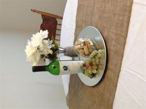vineyard wedding centerpieces vineyard centerpiece weddingbee photo gallery