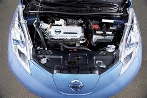 Nissan Leaf Electric Car Engine 2015 Nissan Leaf Battery