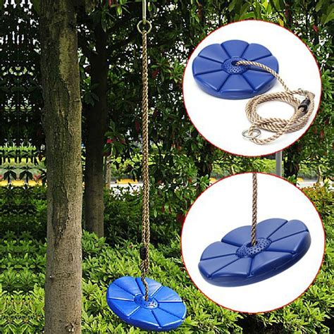 rotating baby swing 28cm outdoor kids baby playground swing seat toys rotating