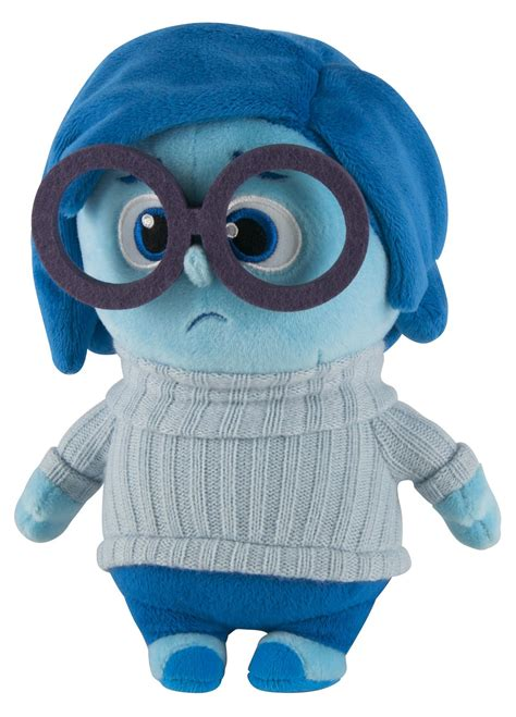 figure insider inside out talking plush disgust toys