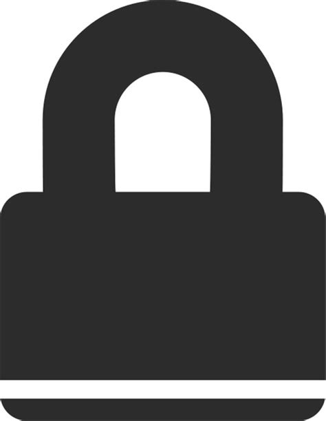 lock free icon in format for free download 58 99kb padlock icon free vector in open office drawing svg svg vector illustration graphic art