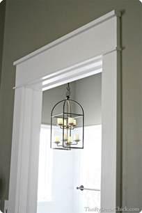 how to install craftsman door trim i diy