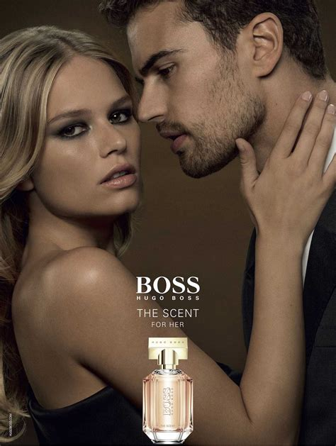 The Scent Of by The Scent For Hugo Perfume A New Fragrance
