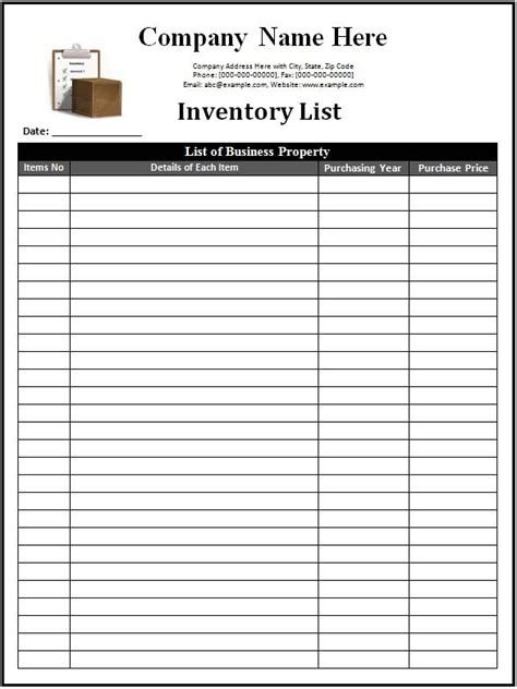 3 Inventory Templates Spreadsheet Excel Excel Xlts Inventory Template Pdf
