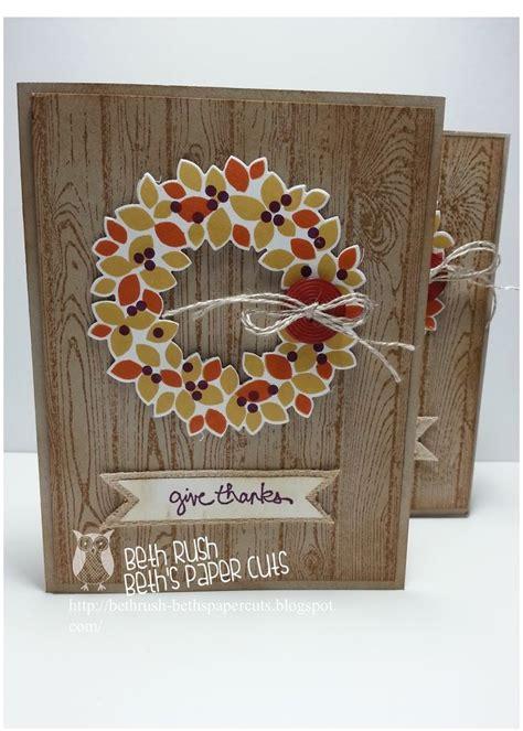 Thanksgiving Handmade Cards - best 20 handmade thanksgiving cards ideas on