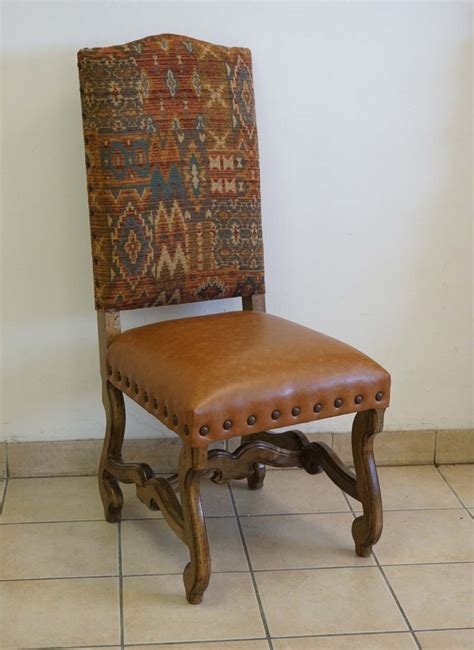Western Dining Chairs Southwestern Sunset Dining Chair Western Dining Chairs Free Shipping