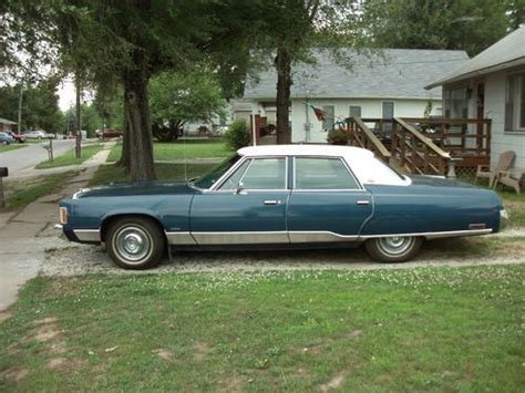 1974 chrysler new yorker brougham buy used 1974 chrysler new yorker brougham 7 2l 440cu in