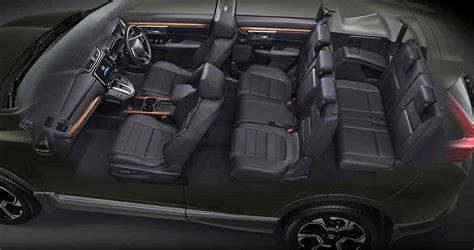 2019 Jeep 7 Passenger by 2018 Honda Crv Diesel 7 Seater India Debut Auto Expo 2018