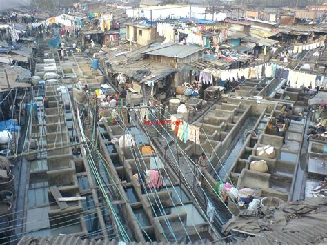 Dhobi Ghat at Mahalaxmi Station - Biggest Open Air Laundry ...