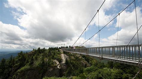 mile high swinging bridge blowing rock nc pin by louise hemphill nolan on blowing rock nc pinterest