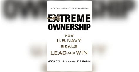 summary ownership by jocko willink leif babin how u s navy seals lead and win ownership a book summary book paperback hardcover summary books ownership summary jocko willink and leif babin