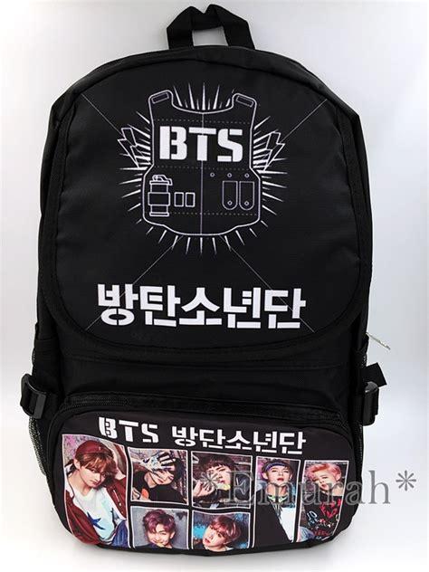 Backpack Btskpop kpop bts backp johor end time 11 26 2019 2 03 pm lelong my