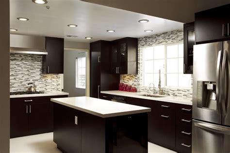 kücheneinrichtung k 252 cheneinrichtung in braun 70 tolle ideen f 252 r das zuhause