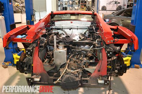 Who Makes Lamborghini Engines Ramspeed Lamborghini Gallardo Engine Removed