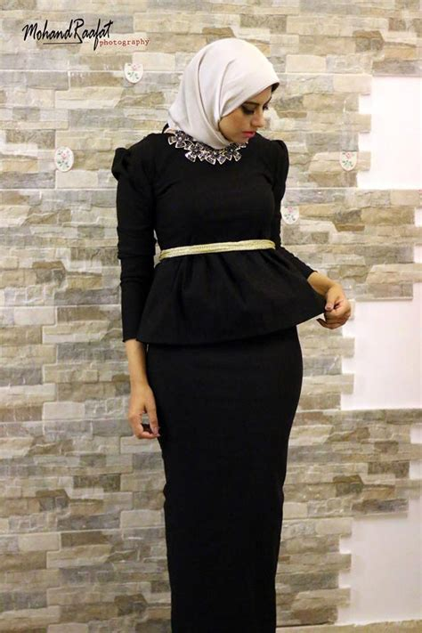 Best And Simple Hijab Styles