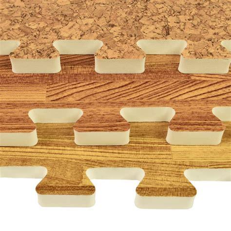 Basement Floor Mats Wood Foam Tiles Faux Wood Foam Floors Basement Flooring