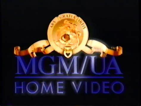 mgm ua home 1997 company logo 2 vhs capture